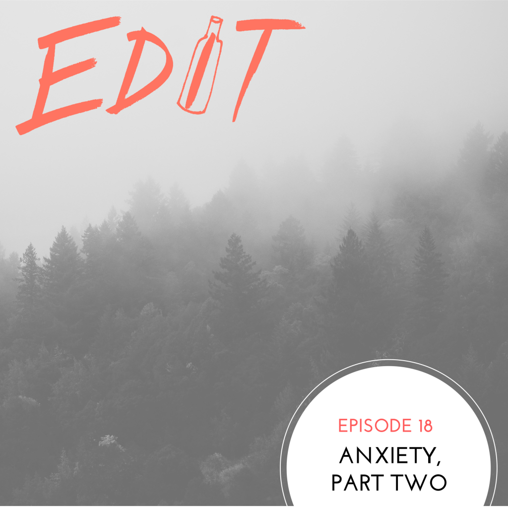 Episode 18 – Anxiety Part 2