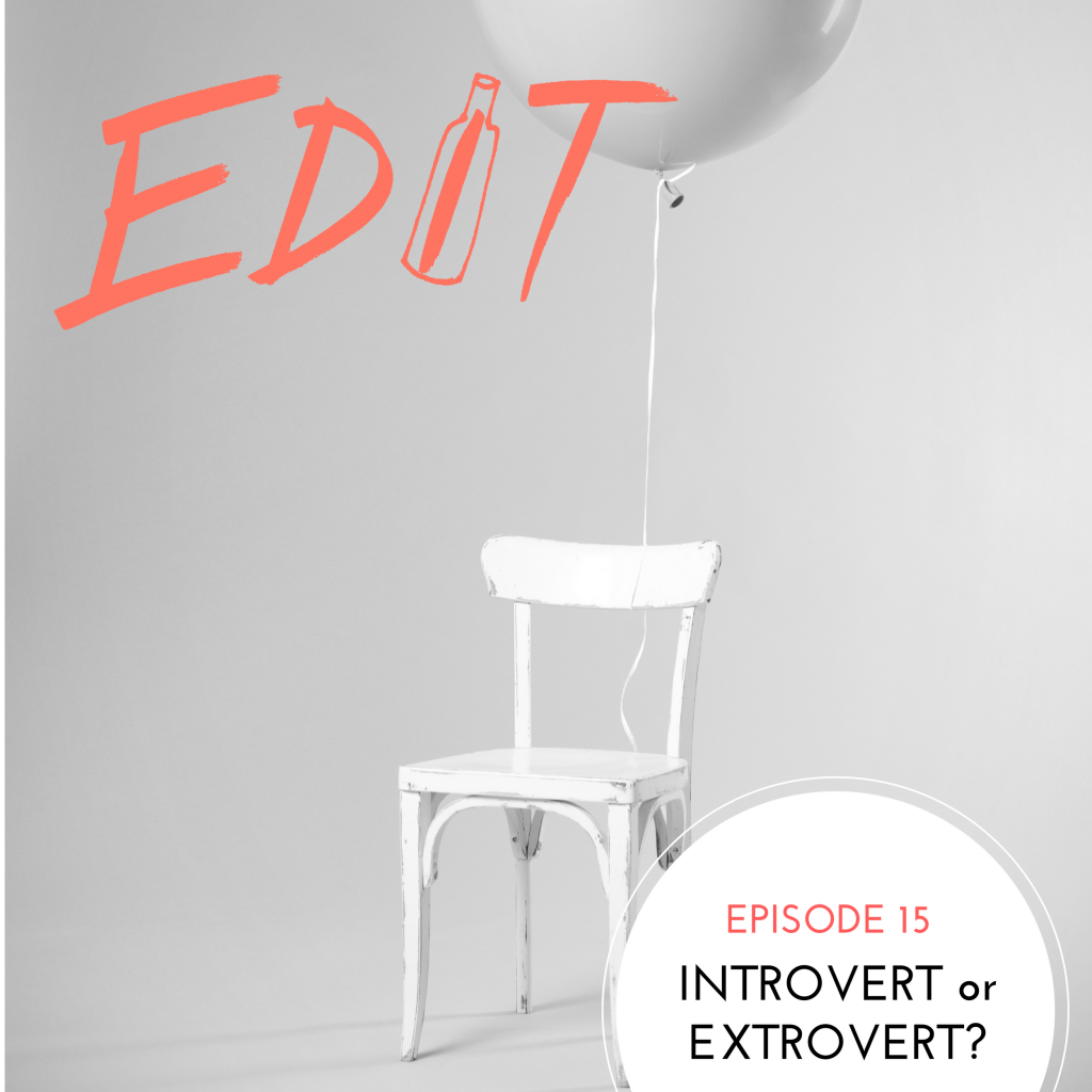 Episode 15 – Introvert or Extrovert?
